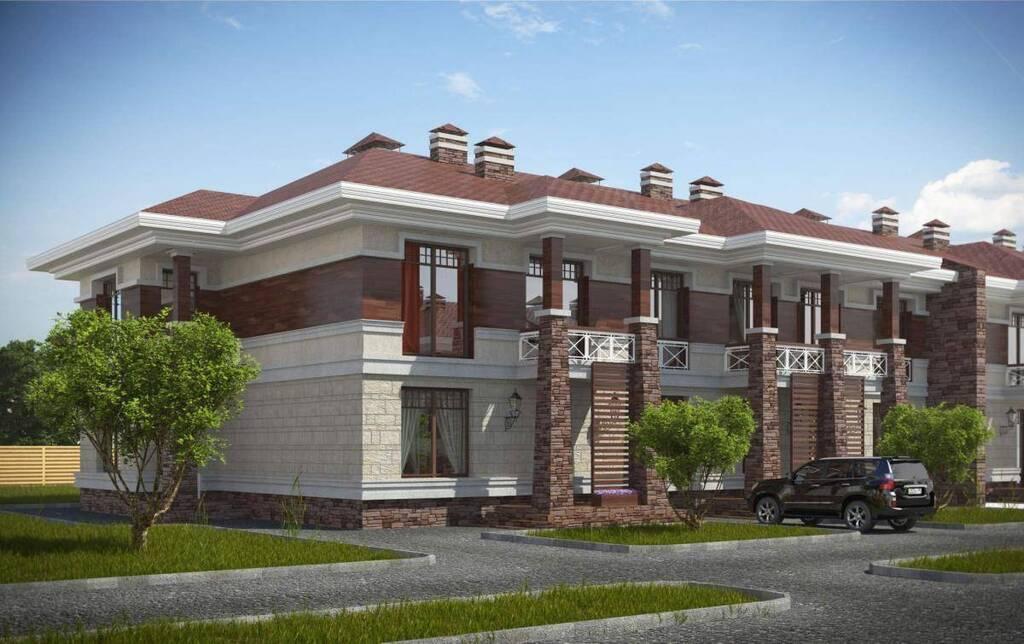 Modern TownHouse Design